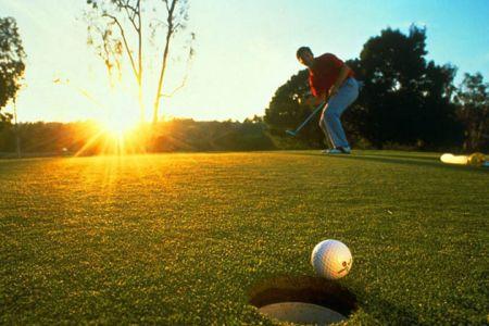 «Парламент» поддерживает Кубок Президента России по гольфу.