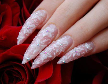 Модные ногти 2010 luxury info ru портал о мире