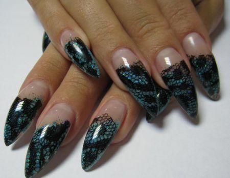 Фото расположено в рубрике дизайн ногтей ромашки и маникюр легкий.