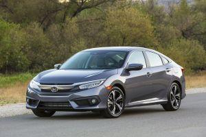 Новый Honda Civic Sedan
