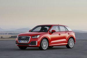 Новый Audi Q2!